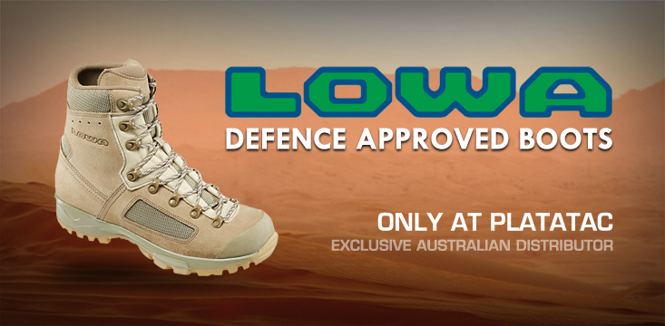 Lowa Defence Approved Boots