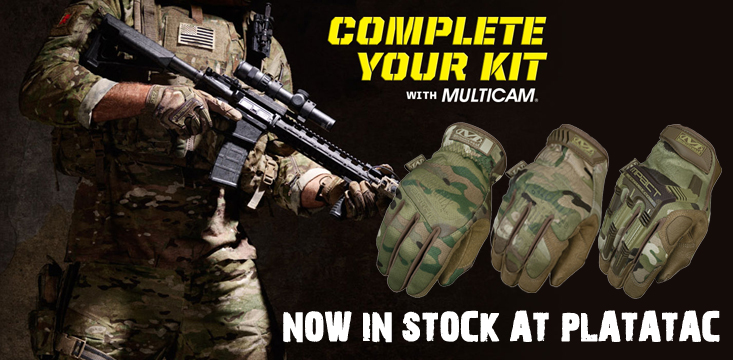 Mech Gloves Multicam