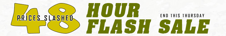 48 Flash SALE