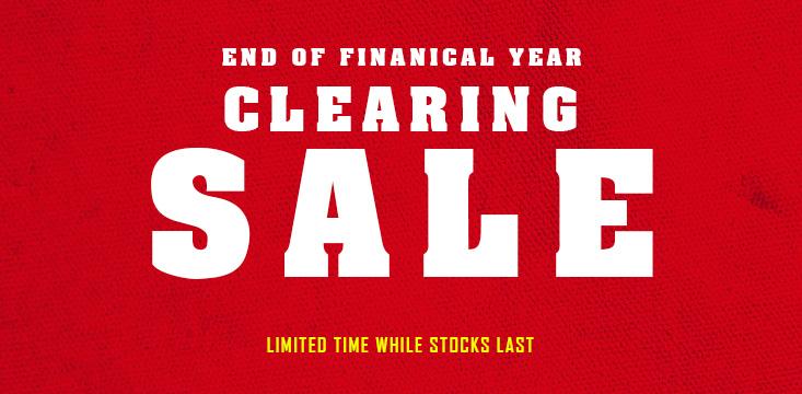 EOFY Sale Now On