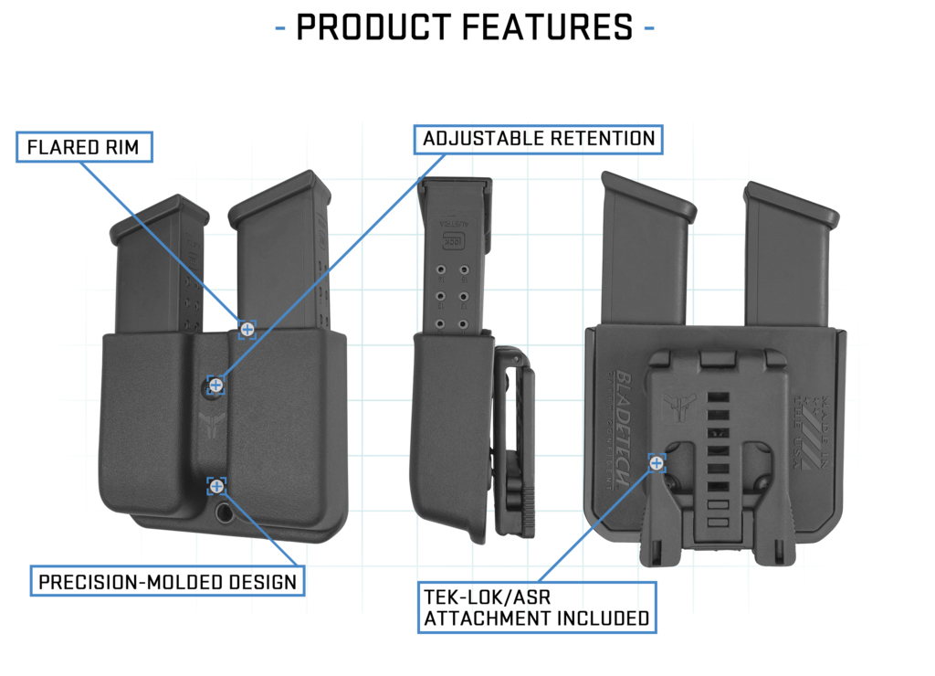 Signature Mag Pouch