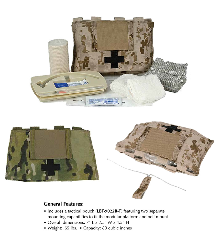 Modular Small Blow-Out Kit Pouch