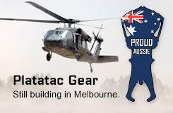 Platatac Gear - Still Building in Australia