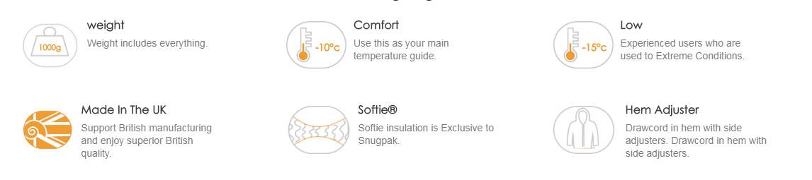 Snugpak Softue SJ9 Insulated Jacket9